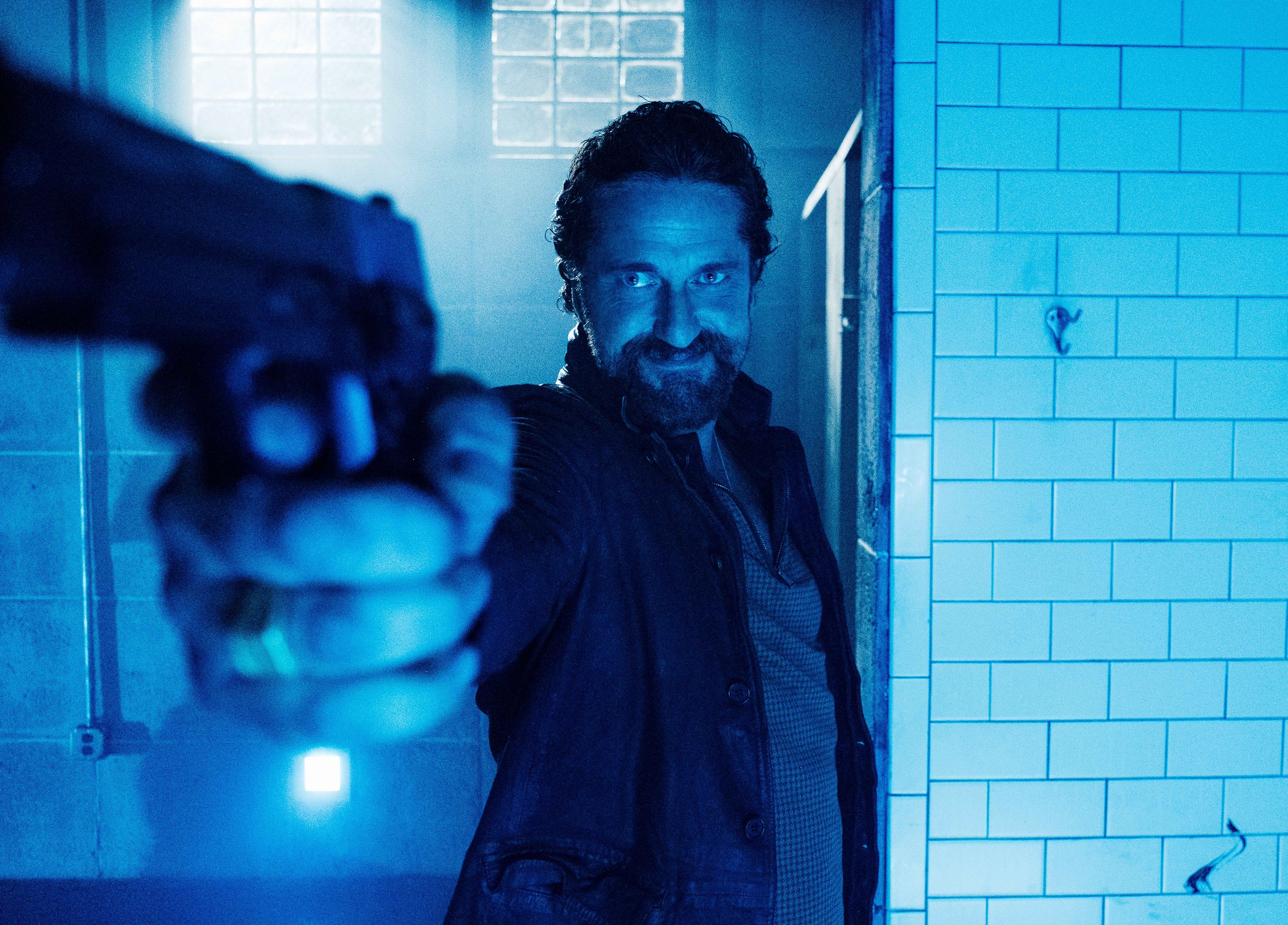 Open Road Films have released the official trailer for the upcoming action thriller Copshop.