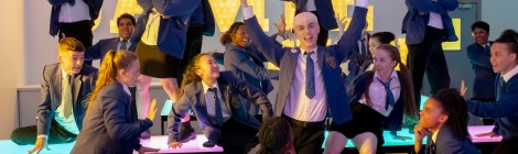 Amazon have released the official trailer for the upcoming film adaptation of the musical Everybody's Talking About Jamie.