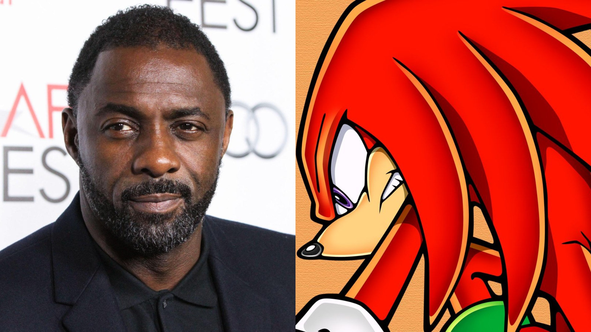 Media outlets are reporting that Idris Elba, who as also confirmed, will be voicing Knuckles in the upcoming Sonic sequel Sonic The Hedgehog 2.