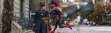 Film News - Spider-Man No Way Home - Teaser Trailer Released Online