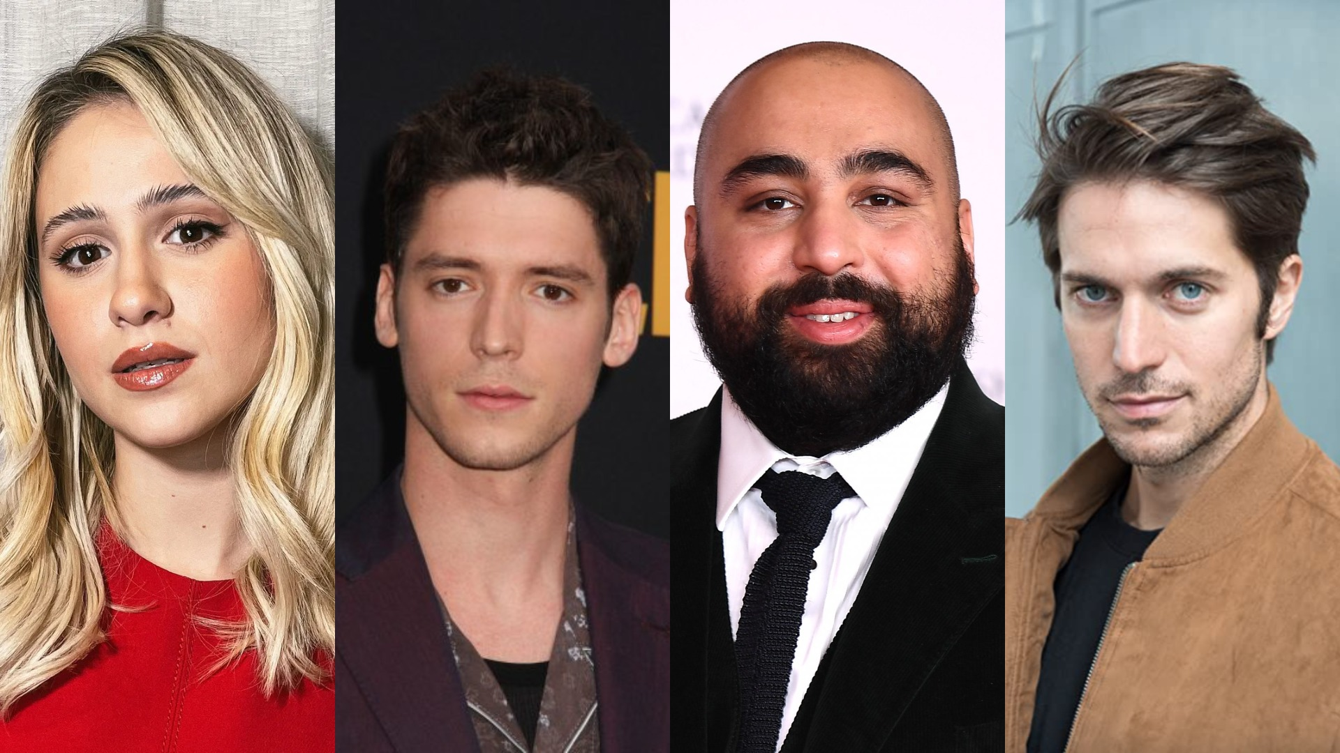Deadline is reporting that Maria Bakalova, Pico Alexander, Asim Chaudhry and Lucas Bravo are set to star in the romantic comedy The Honeymoon.