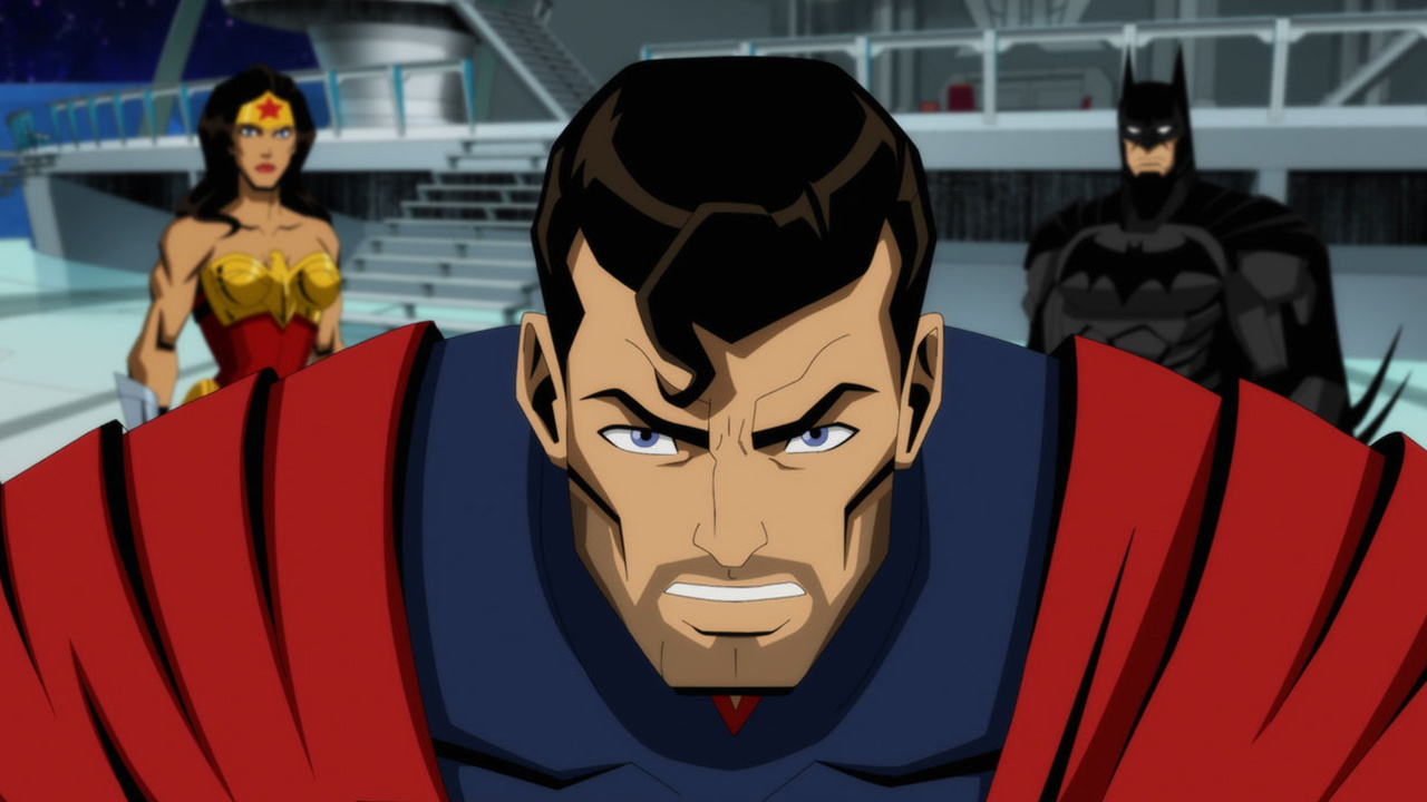 IGN have exclusively released the official trailer for the upcoming DC Animated film Injustice.