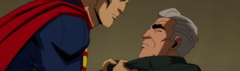 Warner Bros. Entertainment have released the red band trailer for the upcoming DC animated film Injustice.