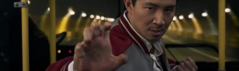 Film Review of Shang-Chi and the Legend of the Ten Rings starring Simu Liu, Awkwafina, Meng'er Zhang, Florian Munteanu, Michelle Yeoh and Tony Leung