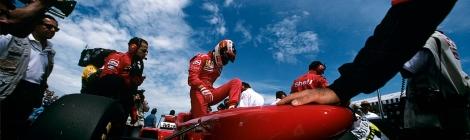 Film Review - Schumacher - Michael Schumacher at Ferrari