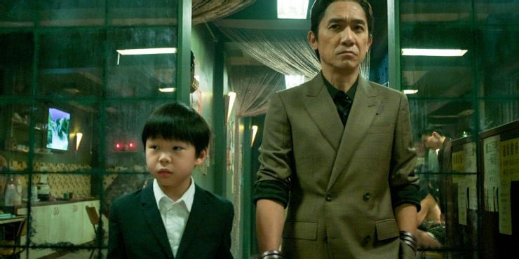 Film Review - Shang-Chi and the Legend of the Ren Rings - TOny Leung as Xu Wenwu
