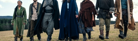 Amazon have released the teaser trailer for the upcoming series adaptation of Robert Jordan's best-selling fantasy novel series The Wheel of Time.