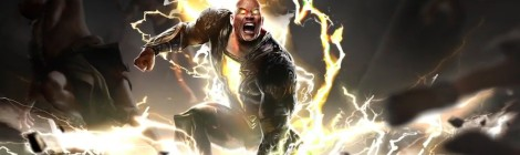 At DC FanDome, Dwayne Johnson presented the first look of his character being introduced for the upcoming film Black Adam.