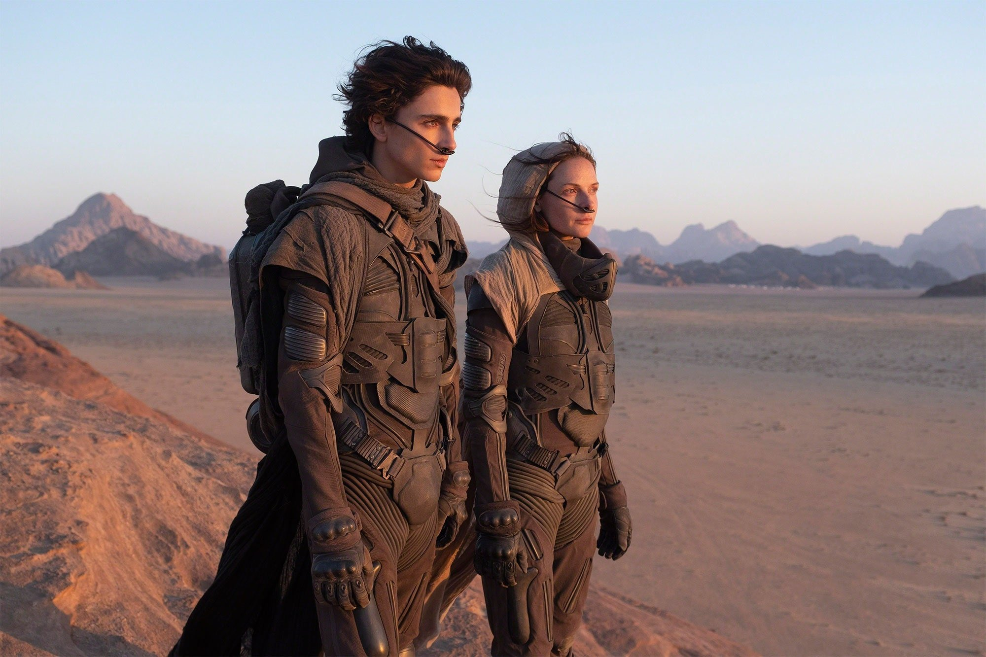 Warner Bros. have released the final trailer for the upcoming film adaptation of Frank Herbert's sci-fi epic novel Dune.