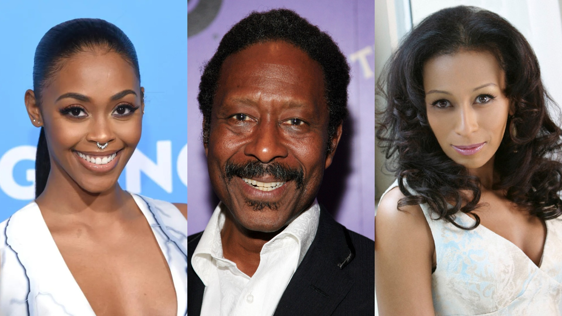 Deadline is exclusively reporting that Nafessa Williams, Clarke Peters and Tamara Tunie are the latest names to join the cast of the Whitney Houston biopic I Wanna Dance With Somebody.