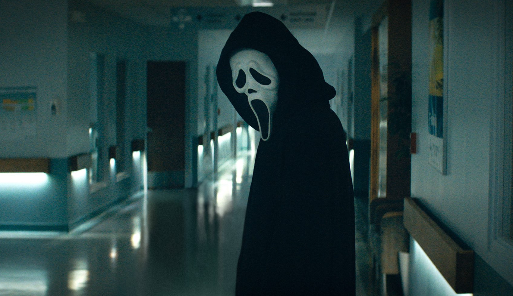 Paramount Pictures have released the official trailer for the upcoming slasher film Scream.