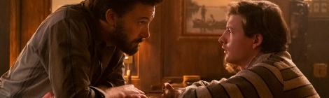 Amazon have released the official trailer for the upcoming film adaptation of J. R. Moehringer's memoir The Tender Bar.