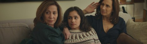 LFF Review of Memory Box starring Clemence Sabbagh, Paloma Vauthier and Rim Turki