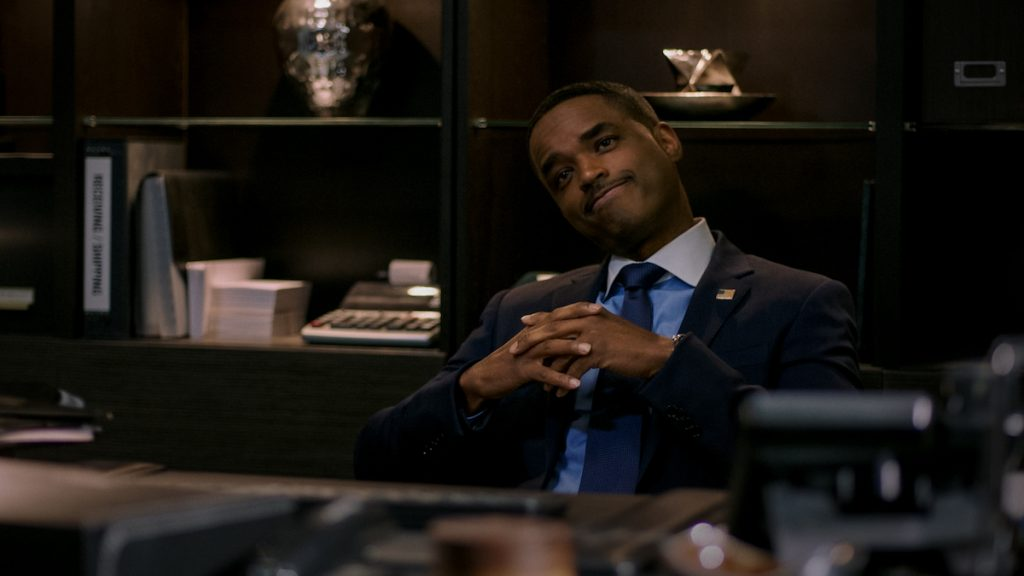 The Hollywood Reporter is exclusively reporting that Larenz Tate has been promoted to series regular for the upcoming second season of crime drama series Power Book II: Ghost.